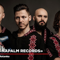 Наши на «Napalm Records»: «Motanka»